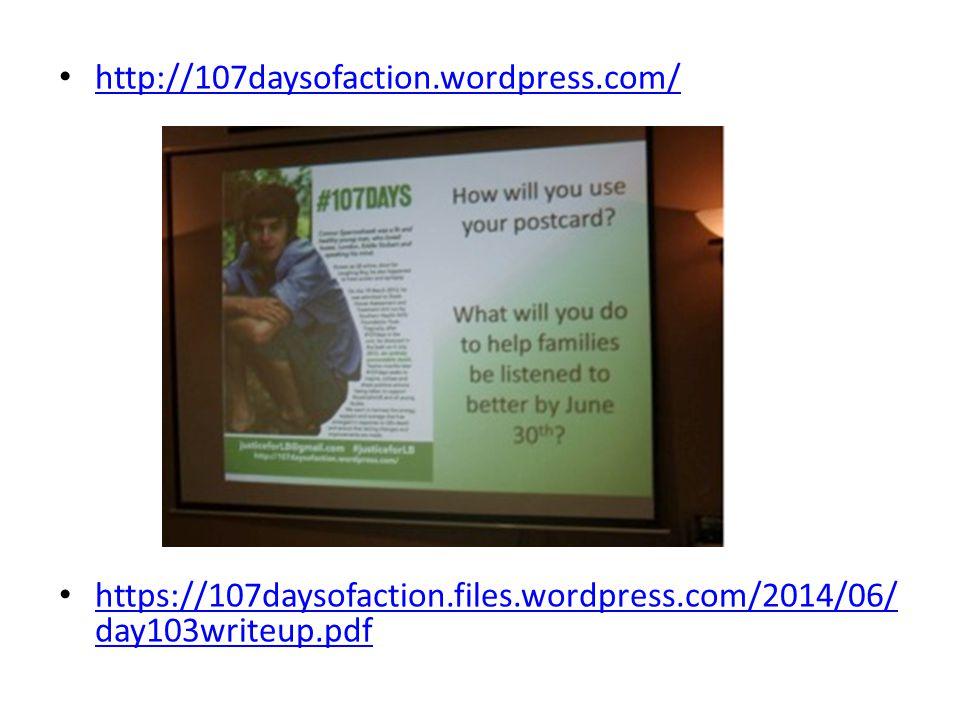 http://107daysofaction.wordpress.com/ https://107daysofaction.files.wordpress.com/2014/06/ day103writeup.pdf https://107daysofaction.files.wordpress.com/2014/06/ day103writeup.pdf