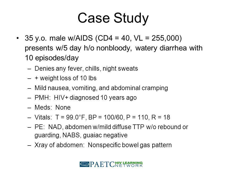 Case Study 35 y.o.