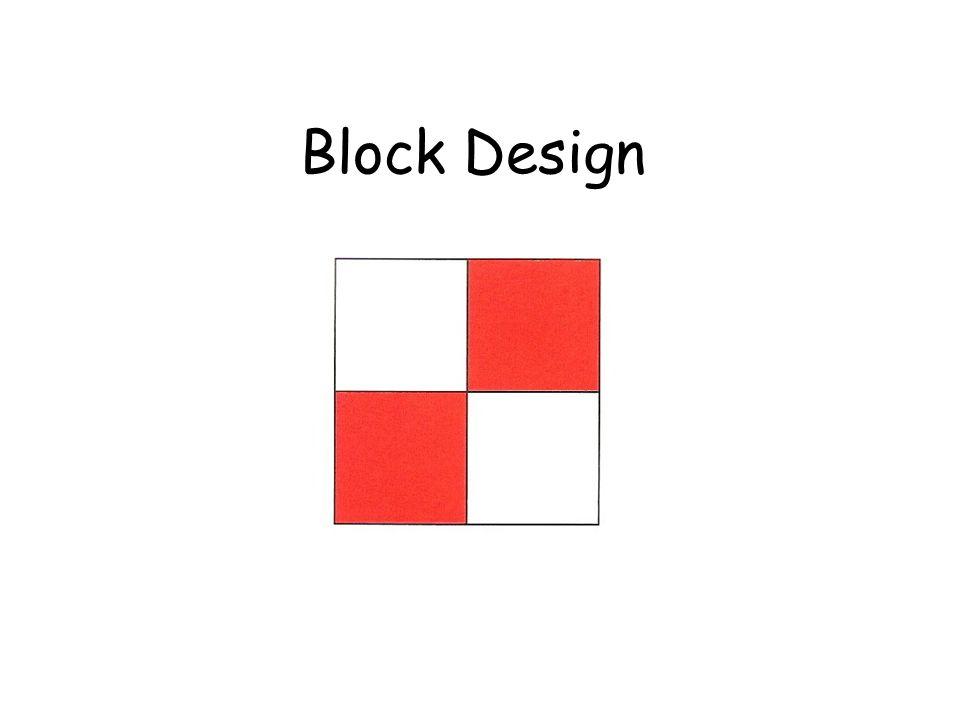 Block Design