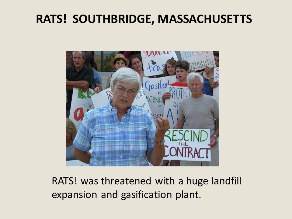 RATS. SOUTHBRIDGE, MASSACHUSETTS RATS.