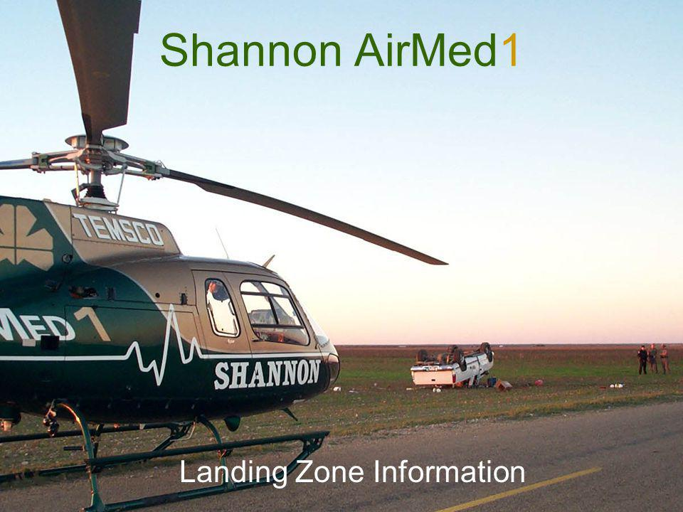 Shannon AirMed1 Landing Zone Information