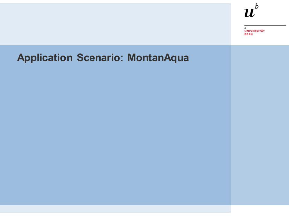 Application Scenario: MontanAqua