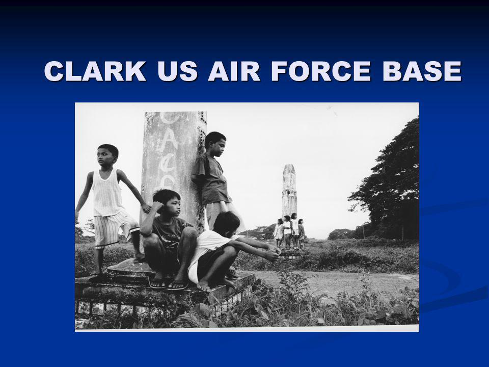 CLARK US AIR FORCE BASE