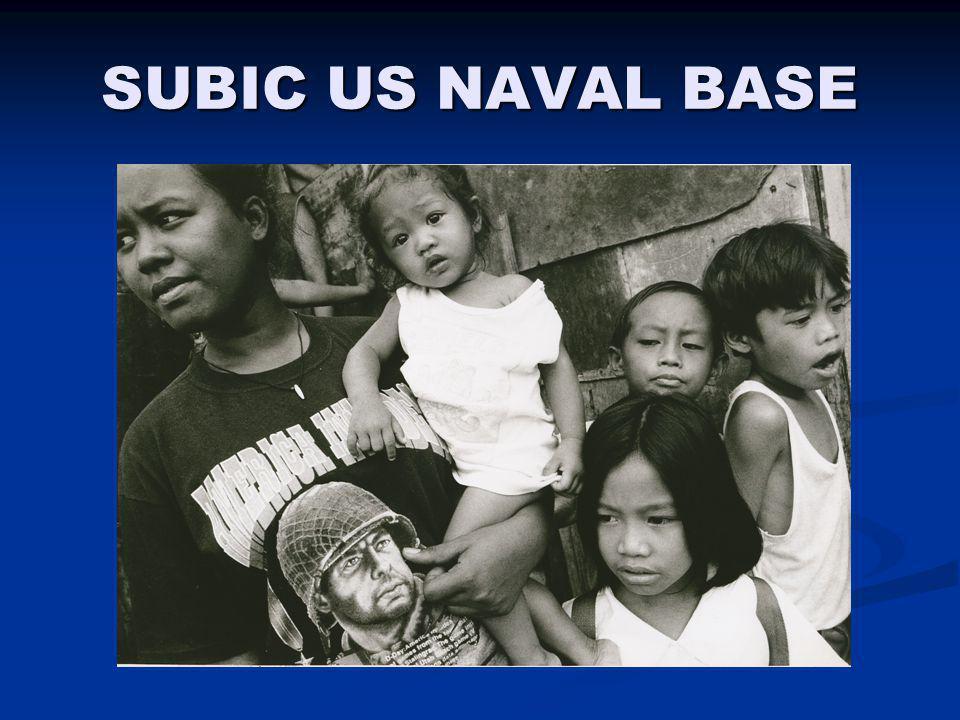 SUBIC US NAVAL BASE