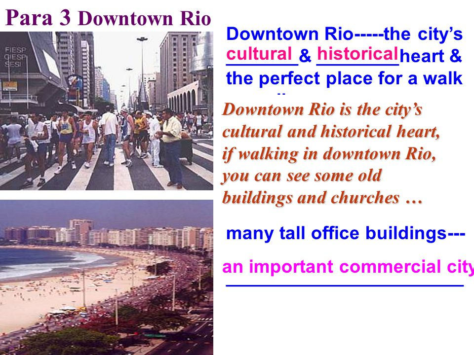 Rio _________itself lazily _______the coast of the Atlantic Ocean stretches along