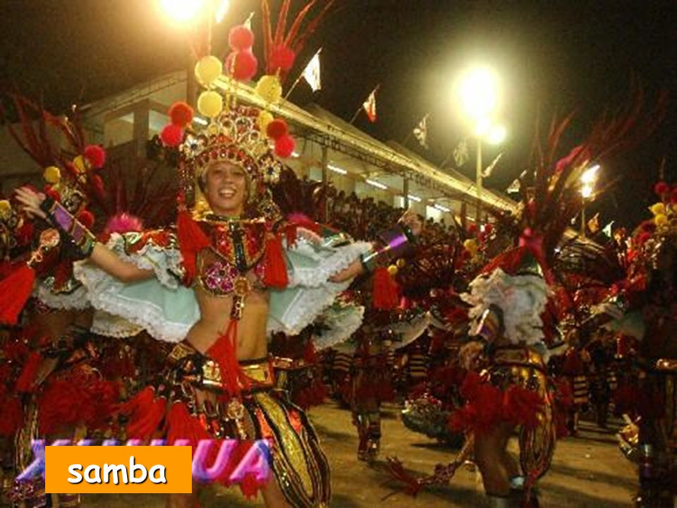 Para5 What is Carnival a four-day festival to celebrate the sun
