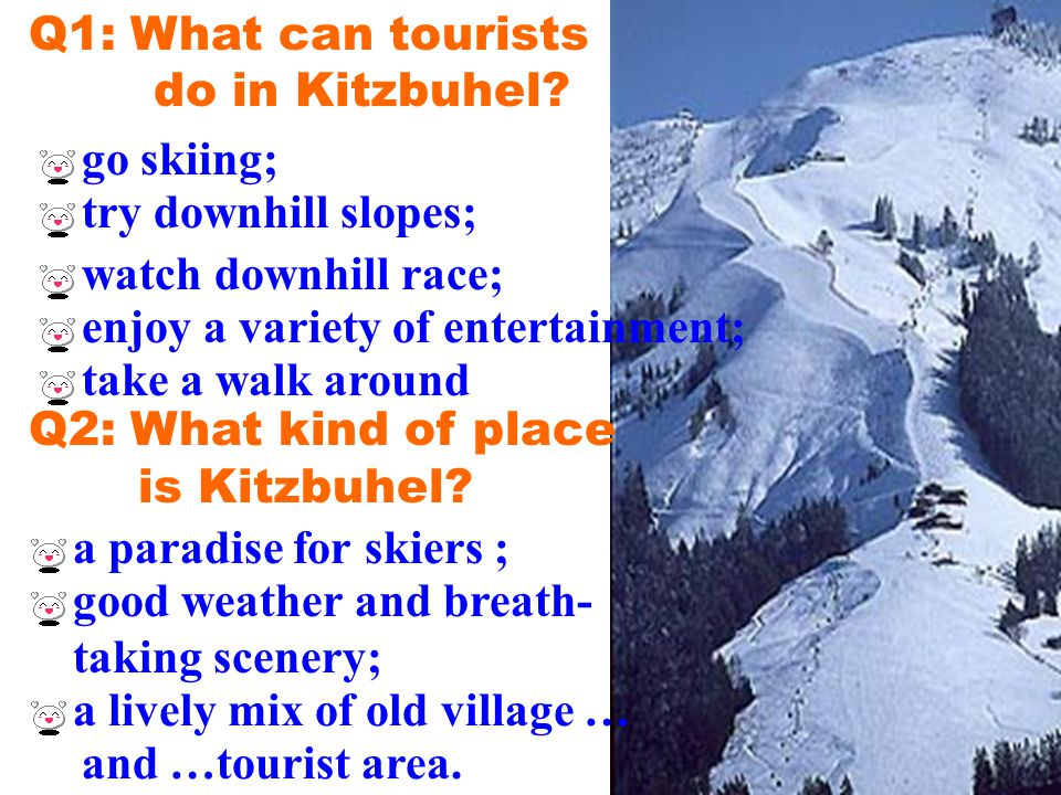Austria Kitzbuhel Where is Kitzbuhel ---In south Australia.