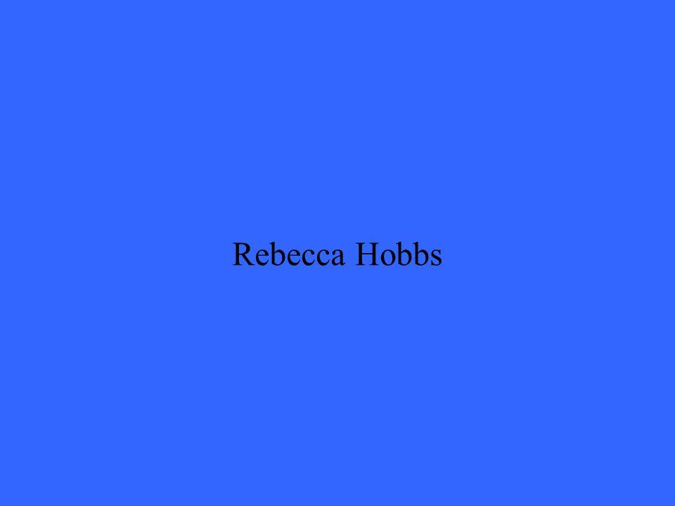 Rebecca Hobbs