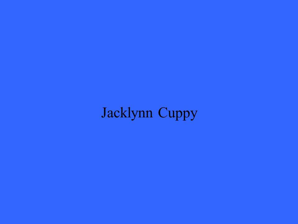 Jacklynn Cuppy