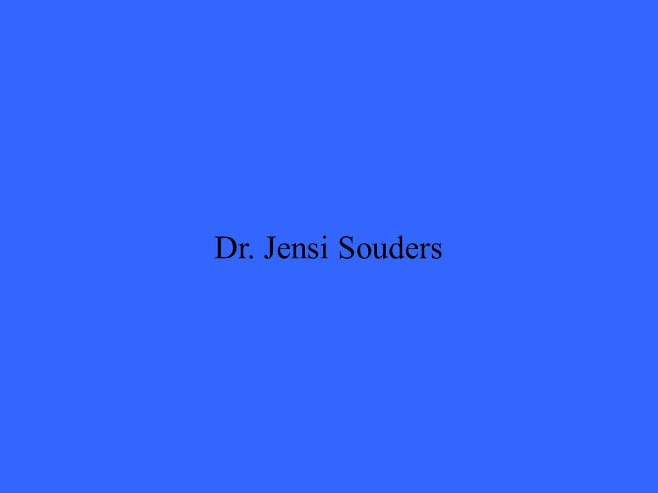 Dr. Jensi Souders