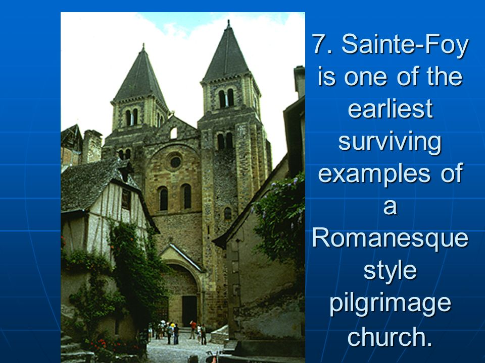 18. Flying Buttresses