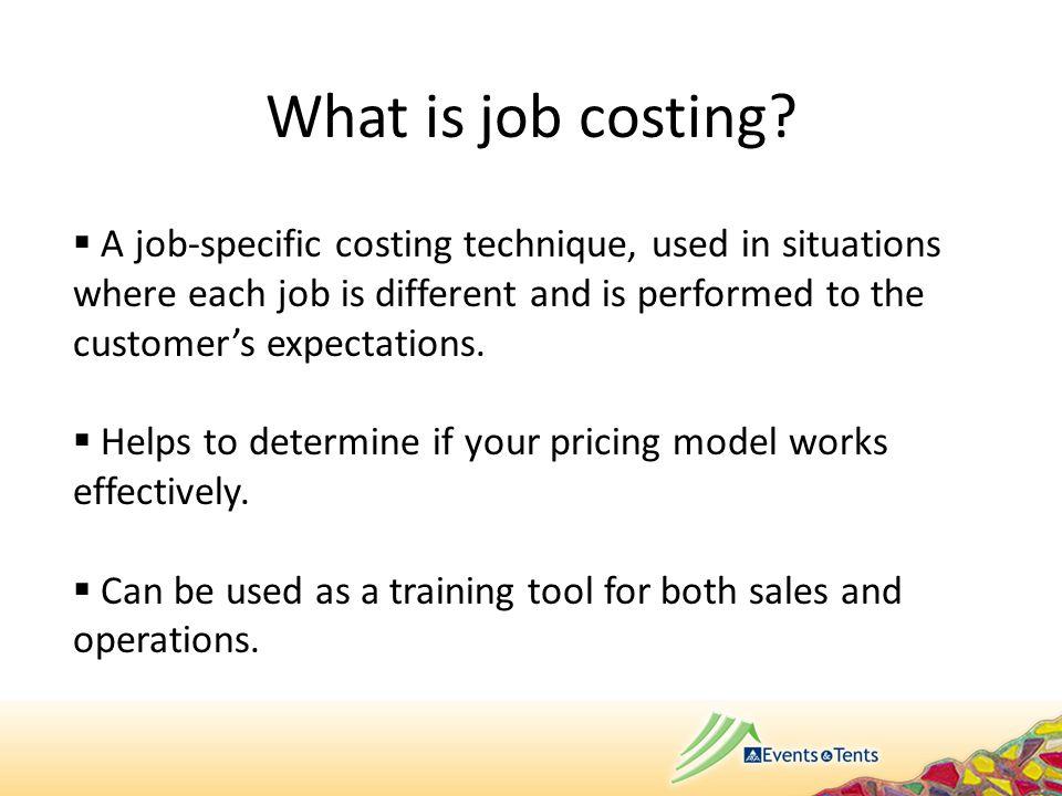 Job Cost Report – Contract #32792