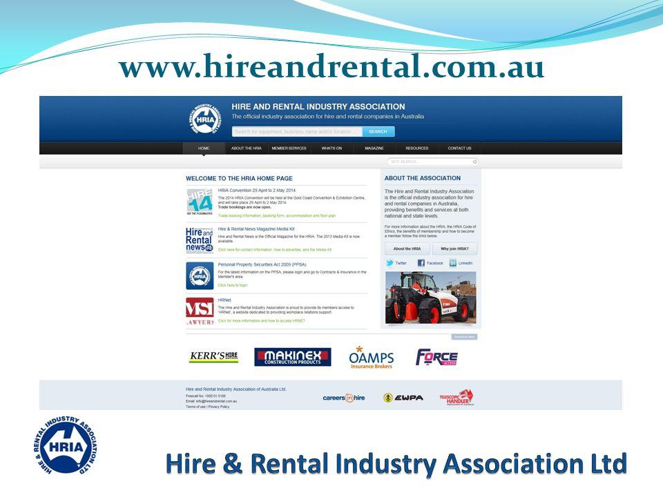 www.hireandrental.com.au