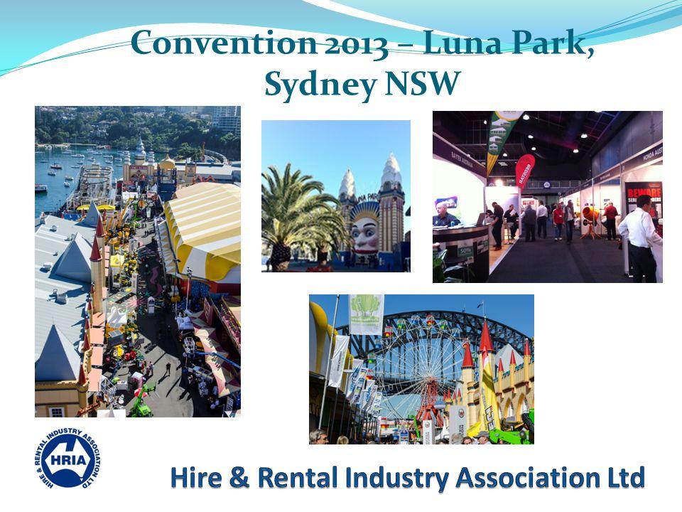 Convention 2013 – Luna Park, Sydney NSW