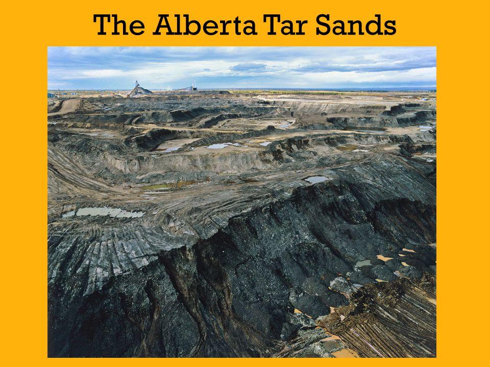 The Alberta Tar Sands