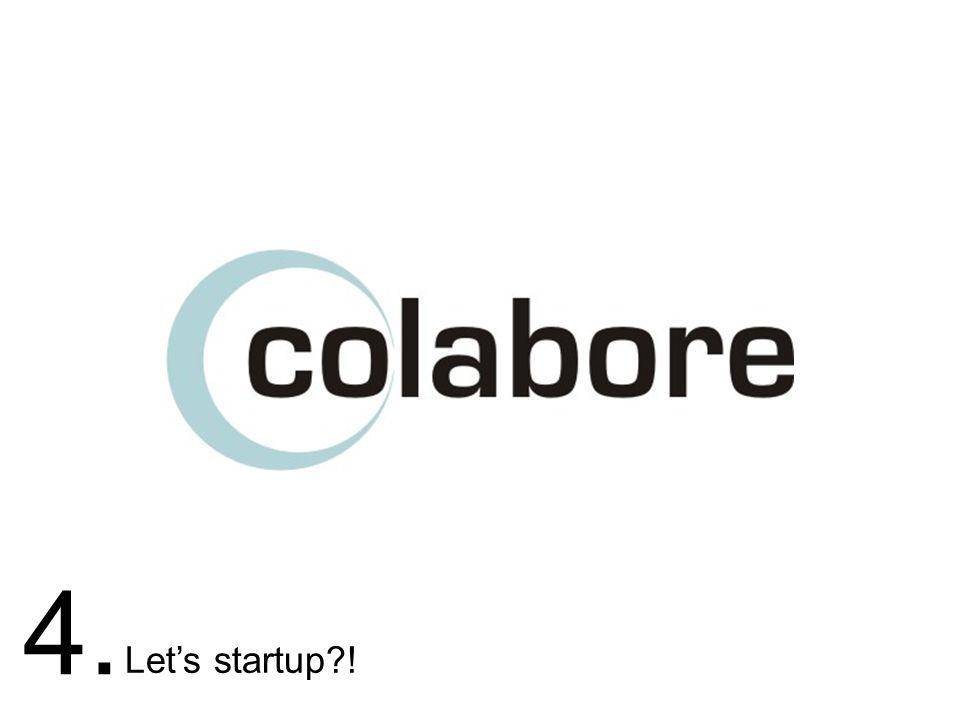 4. Let's startup !
