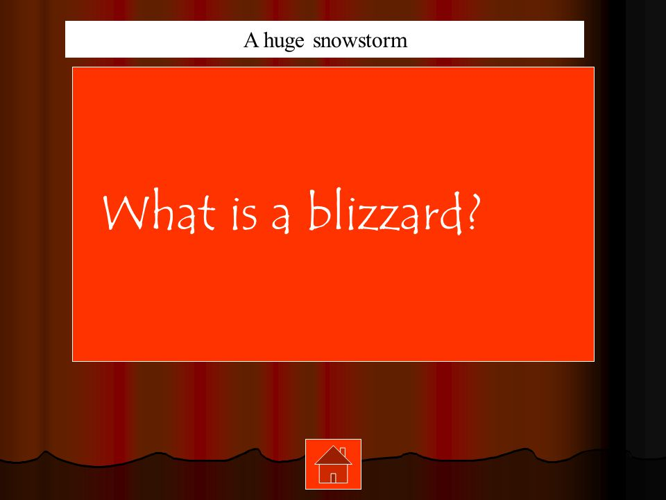 Hurricanes _____ more people than any other type of storm. Kill and Injure