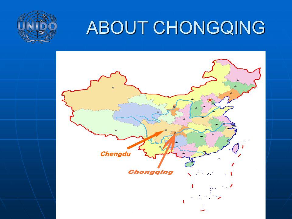ABOUT CHONGQING ABOUT CHONGQING Chengdu