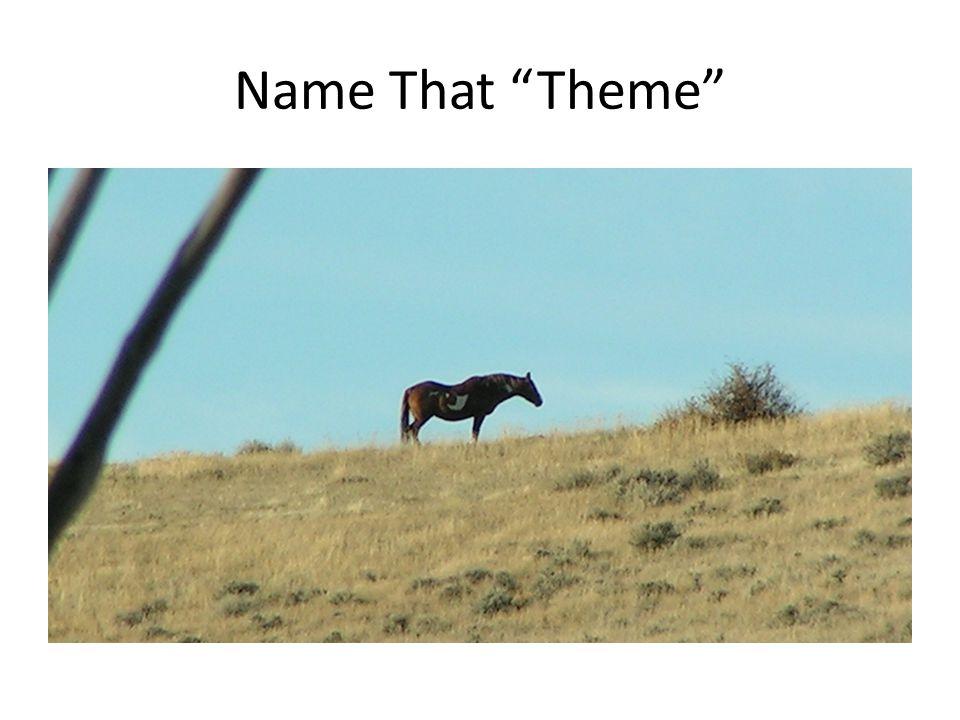 Name That Theme
