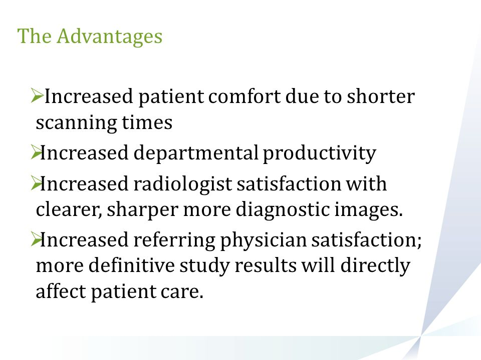Additional Considerations  SPECT/CT capabilities to Nuclear Medicine at Suburban Outpatient Pavilion will be directly in line with support for the planned Cancer Center.