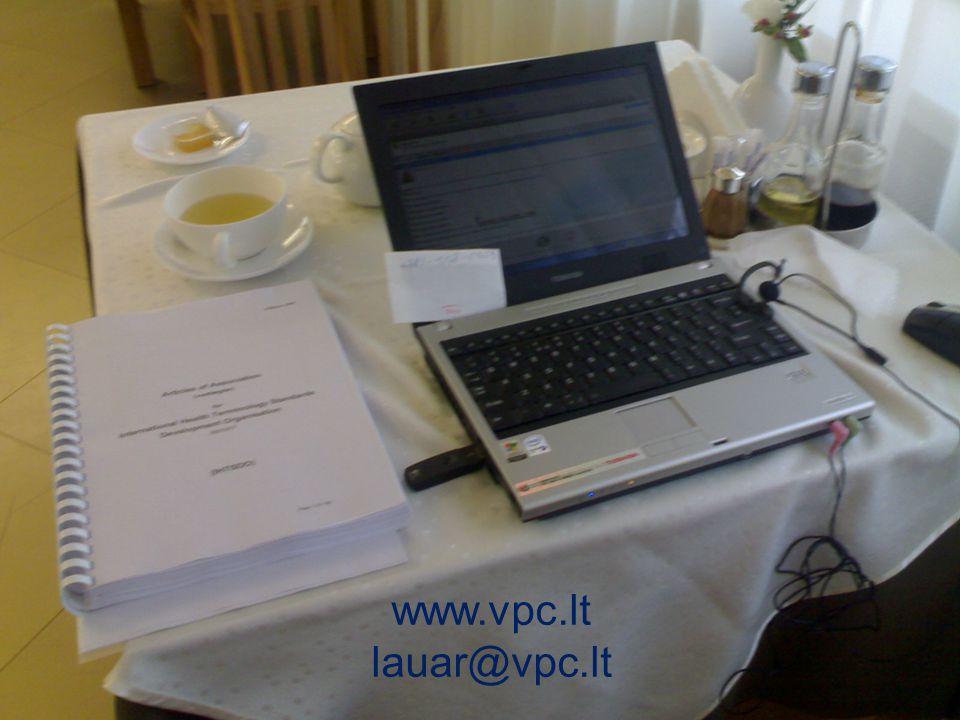 www.vpc.lt lauar@vpc.lt