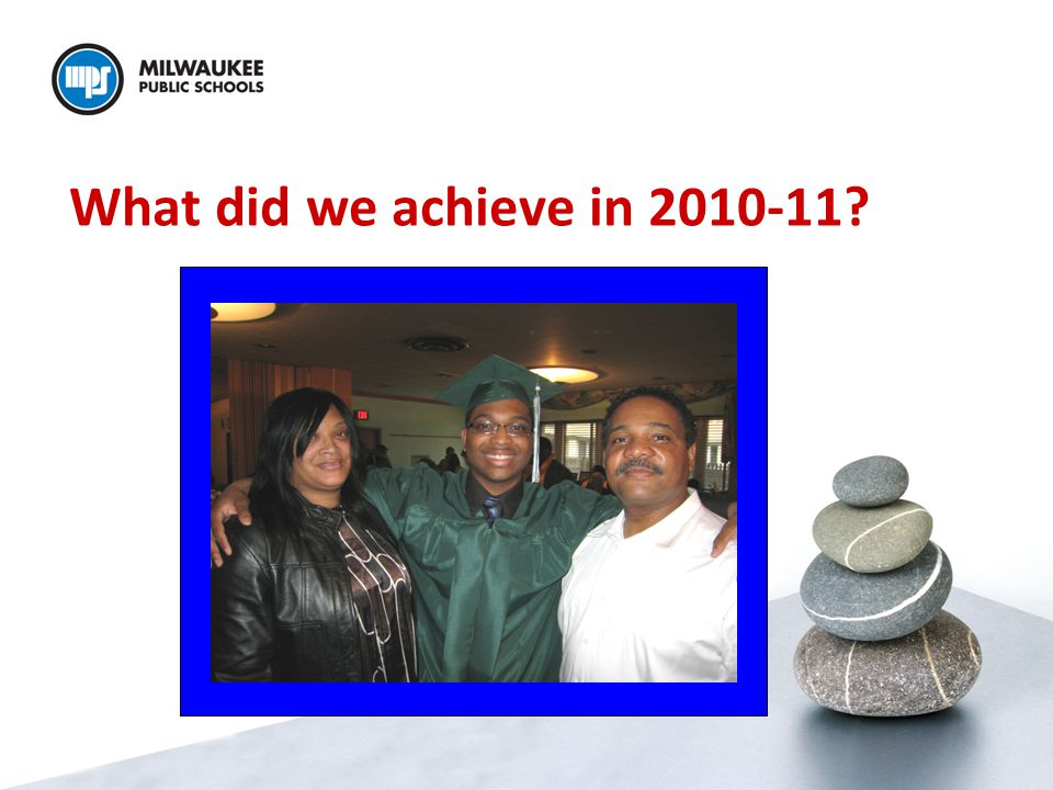 What did we achieve in 2010-11?