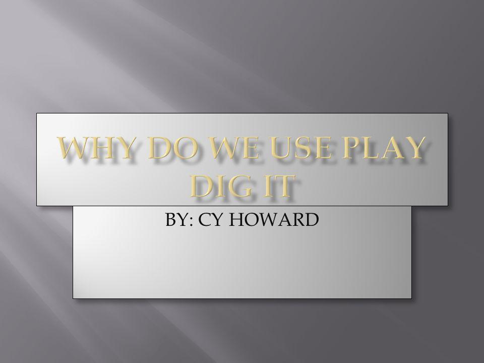 BY: CY HOWARD