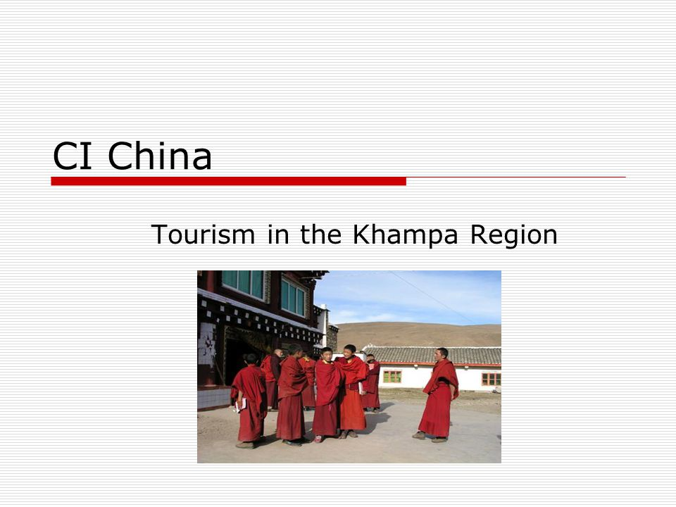 The Khampa Region-South West Mountain Hotspot