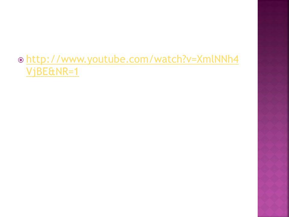  http://www.youtube.com/watch v=XmlNNh4 VjBE&NR=1 http://www.youtube.com/watch v=XmlNNh4 VjBE&NR=1