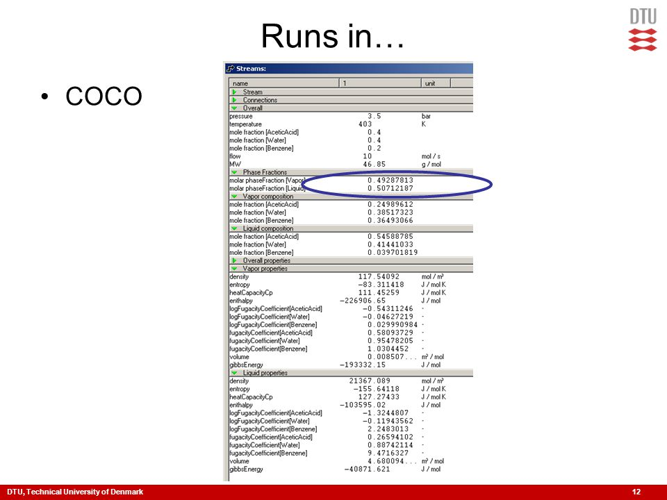 DTU, Technical University of Denmark 12 Runs in… COCO