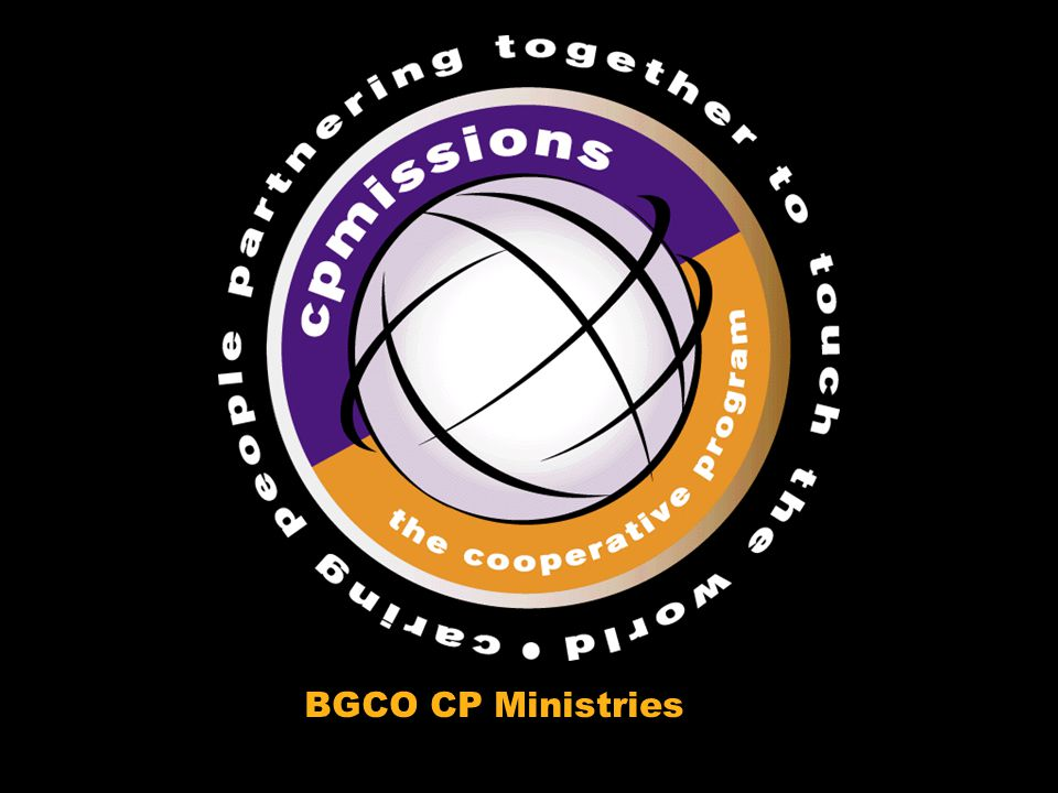 BGCO CP Ministries