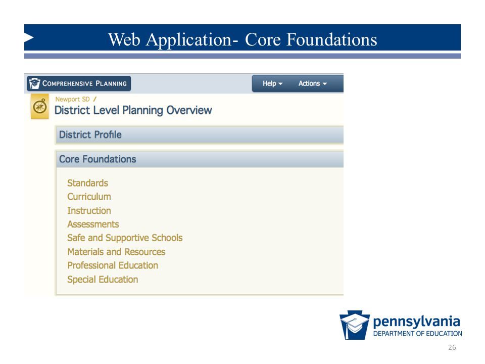 26 Web Application- Core Foundations