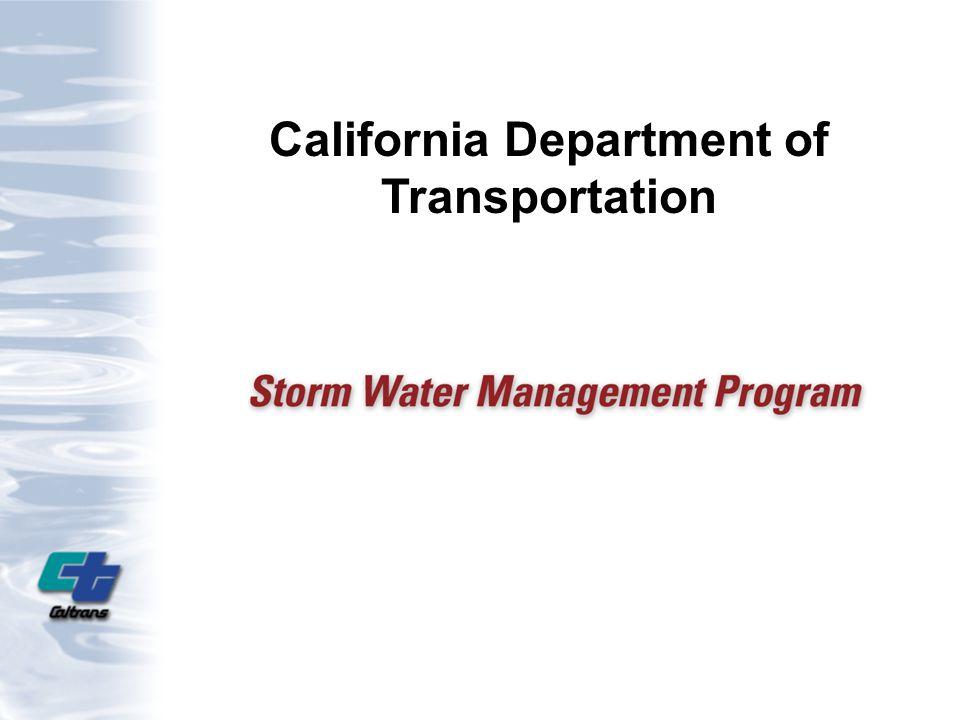 California Department of Transportation