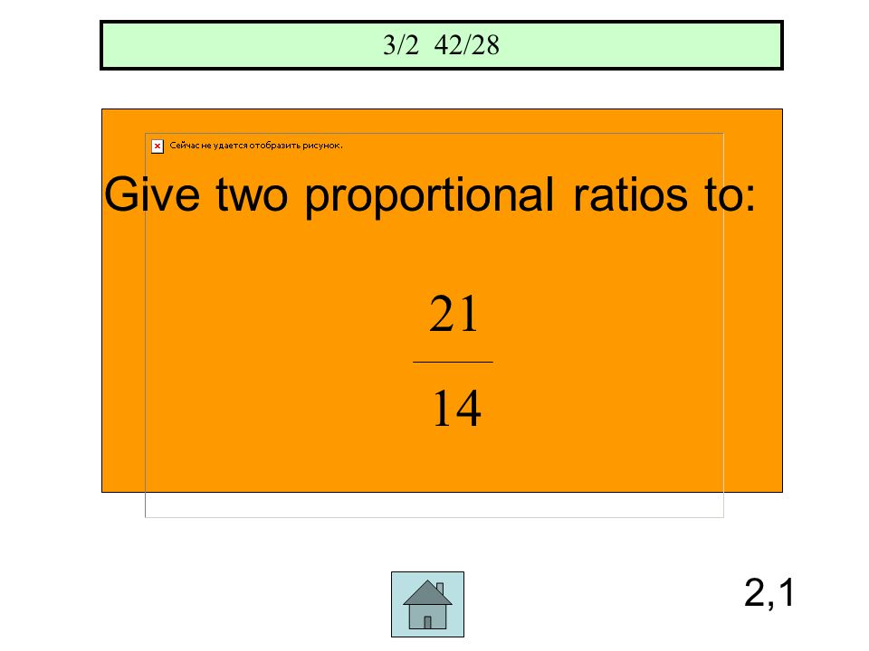 1,4 What can you use to solve Indirect measurement problems A proportion