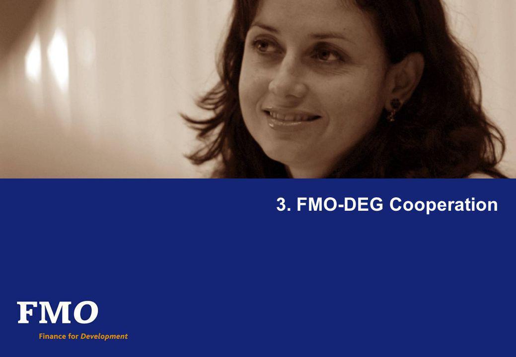 3. FMO-DEG Cooperation