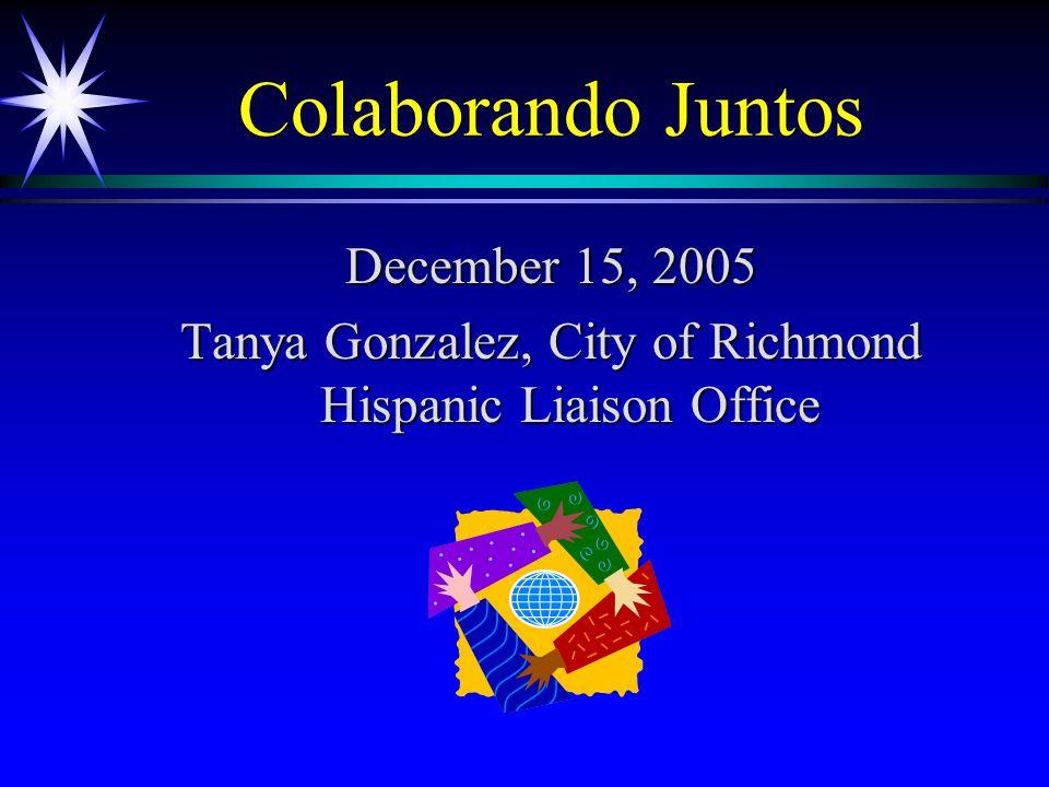 What is Colaborando Juntos.