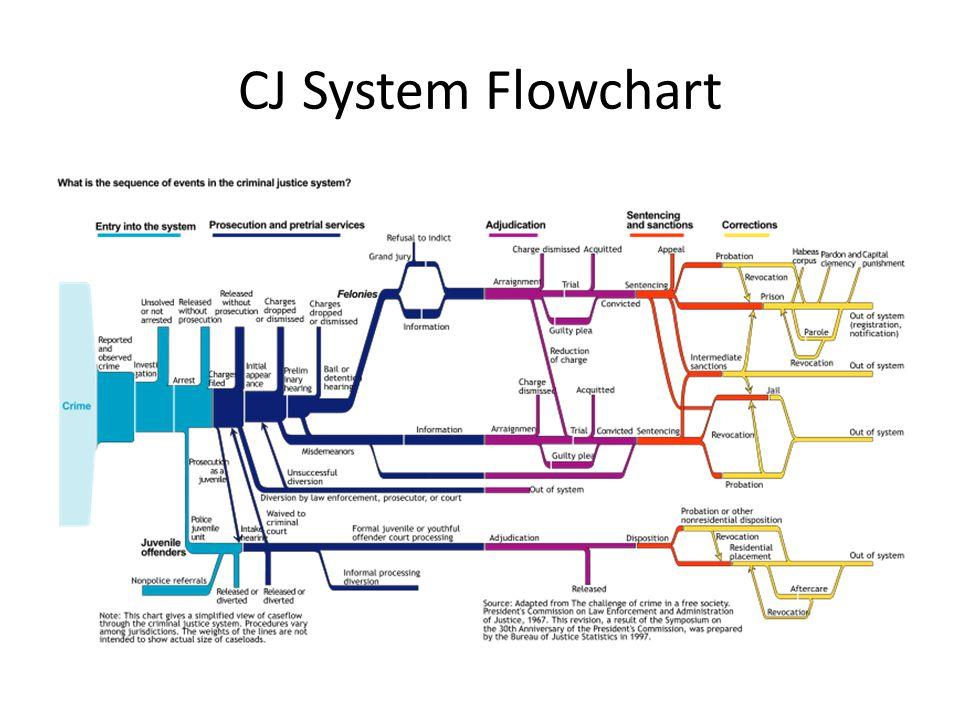 CJ System Flowchart