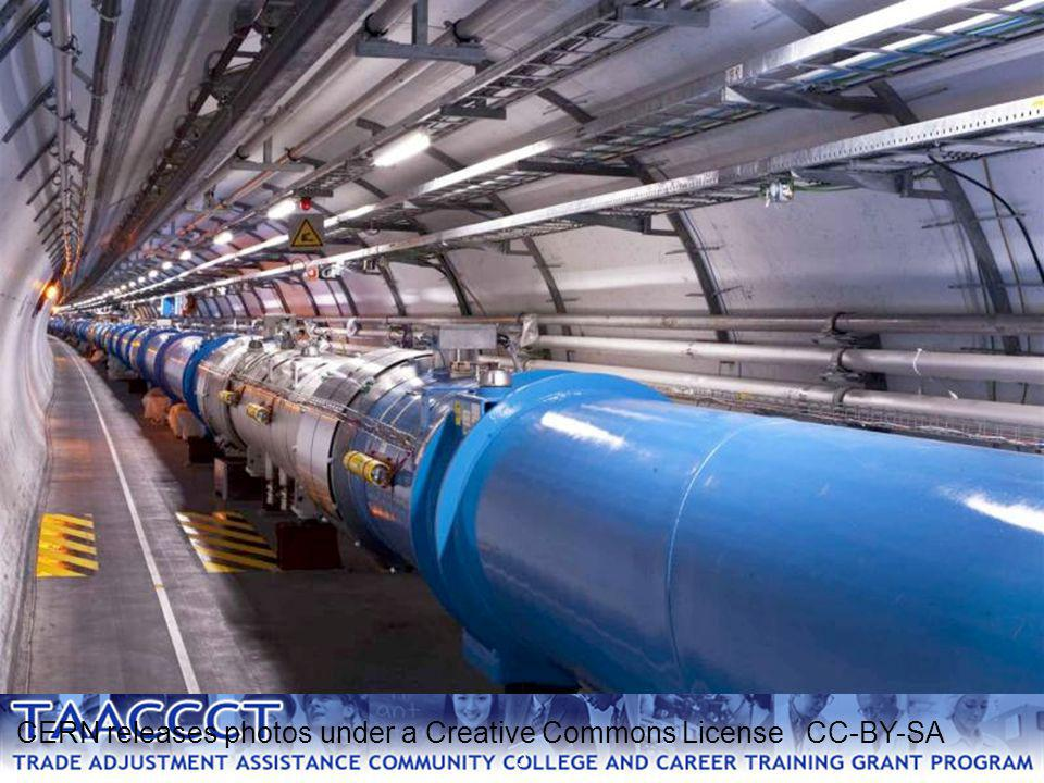 34 CERN releases photos under a Creative Commons License CC-BY-SA