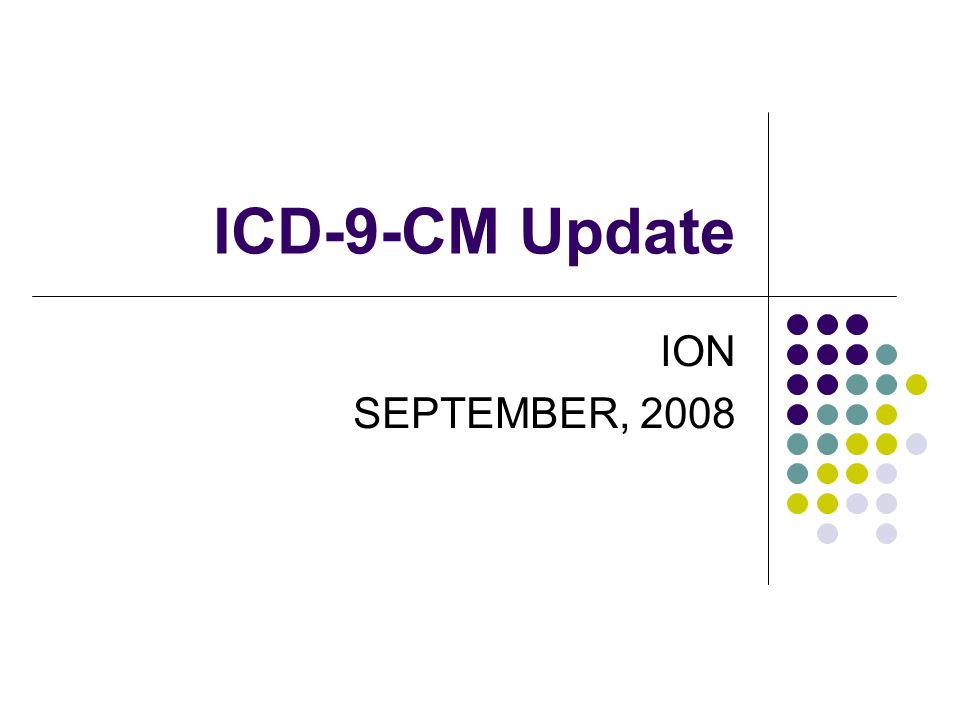 ICD-10: The Classification Two types of classification: Main classification diagnoses and health status E11 = Non-insulin dependent diabetes mellitus Supplementary classification generally outside the formal diagnoses but related to health care Z83.3 = Family history of diabetes mellitus