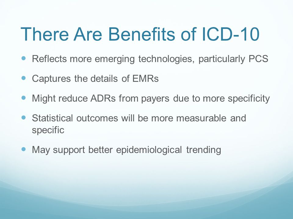 70 CDC's Web Resources General ICD-10 information http://www.cdc.gov/nchs/about/major/dvs/icd10des.