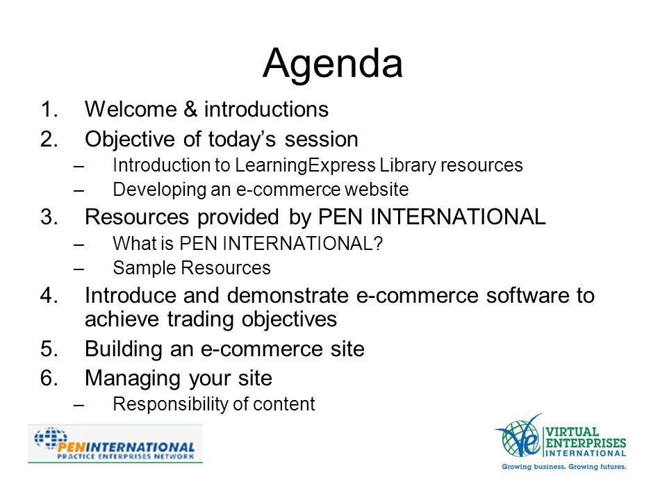 What is PEN INTERNATIONAL.