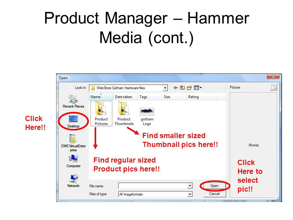 Product Manager – Hammer Media (cont.) Click Here!.