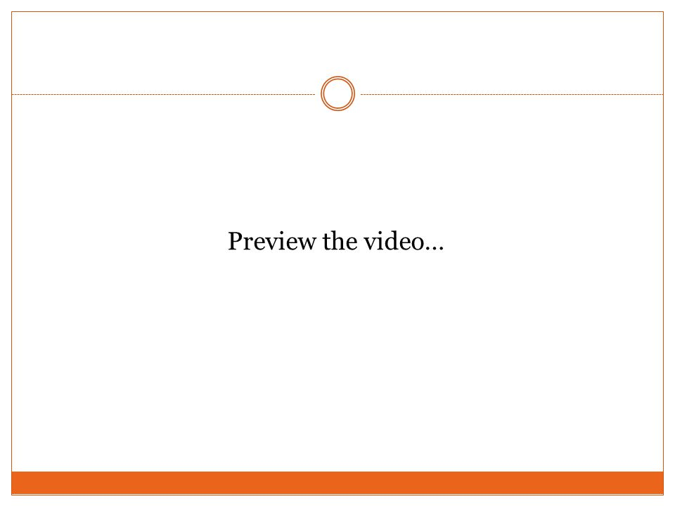 Preview the video…