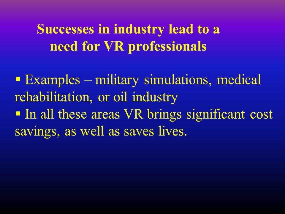 Military simulations – UK naval gunnery trainer