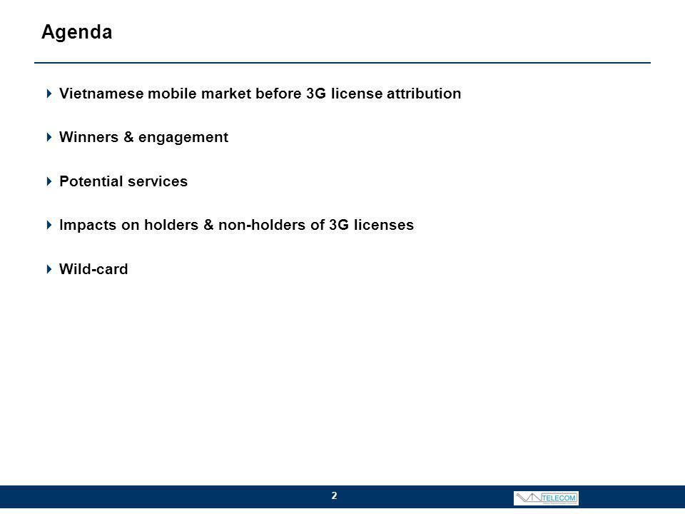 13 If 3G services will be used at nomadic usage, what would happen.