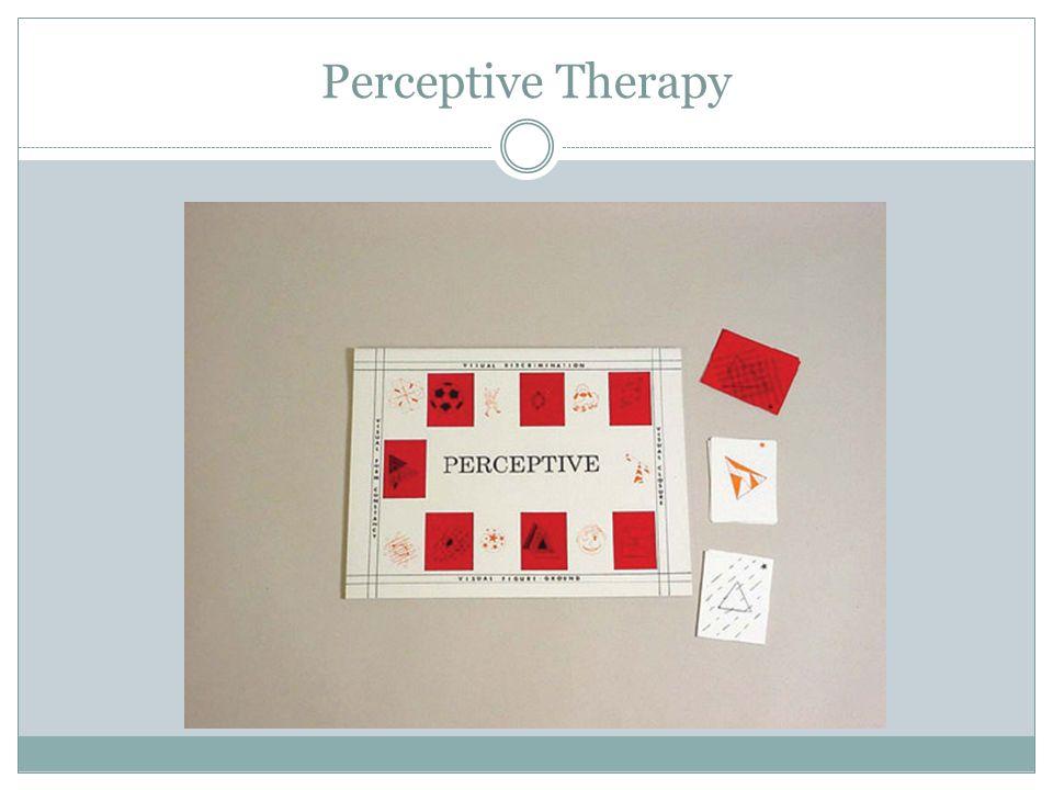 Perceptive Therapy