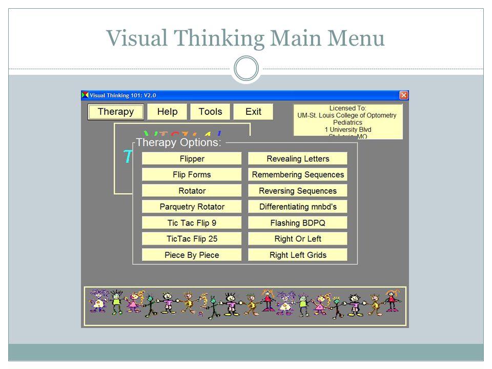 Visual Thinking: Flipper