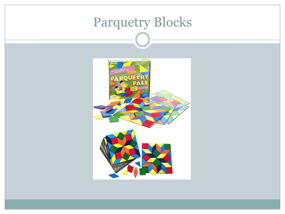 Parquetry Blocks