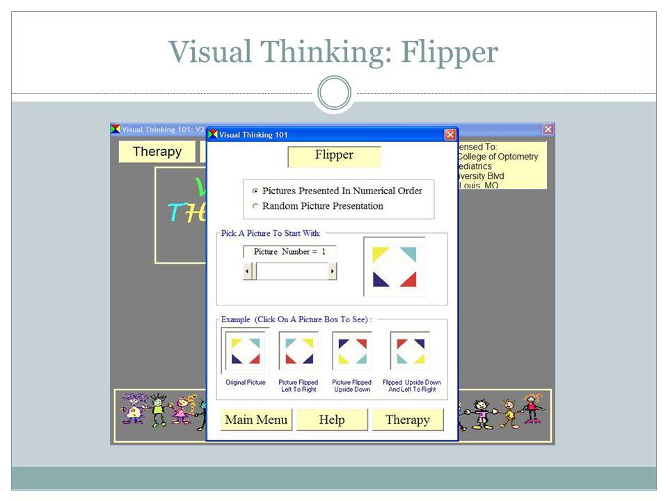Visual Thinking: Flip Form