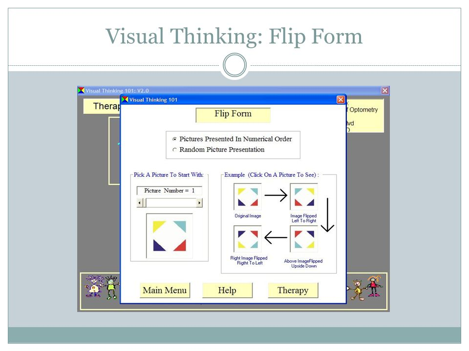 Visual Thinking: Flip Form